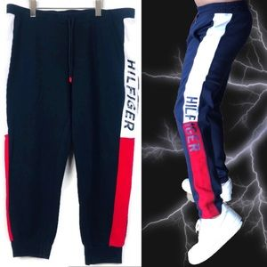 Vintage Tommy Hilfiger Spell-out Joggers